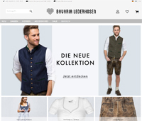 Bavaria Lederhosen-Screenshot