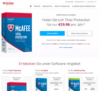 McAfee-Screenshot