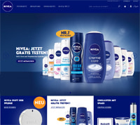 NIVEA-Screenshot