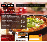 Pizza Hut-Homepage