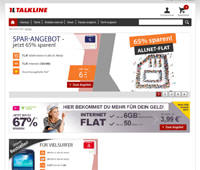Talkline-Screenshot