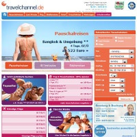 Travelchannel-Homepage