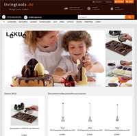 Livingtools-Homepage