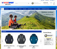 Intersport Meier-Homepage