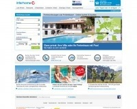 Interhome-Homepage