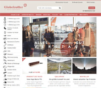 Globetrotter-Homepage