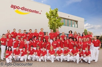 Apo-Discounter Team
