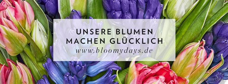 bloomy days gutschein top rabatte alle codes mai 2018. Black Bedroom Furniture Sets. Home Design Ideas