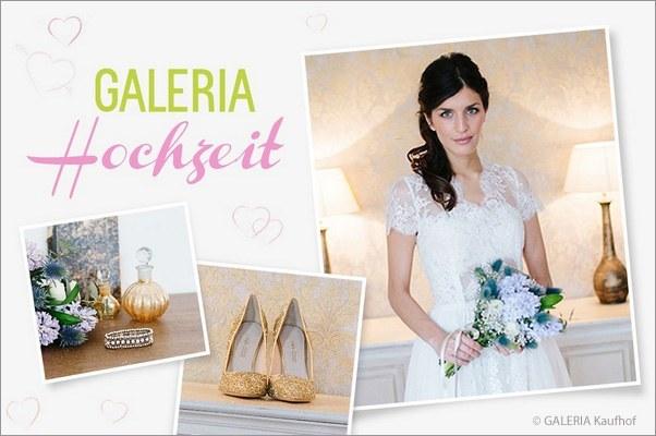 Kaufhof Hochzeitstisch