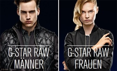G-Star Fashion Gutschein