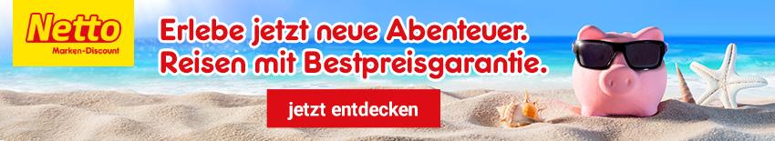 Entdecke jetzt Netto Urlaub auf coupons.de!