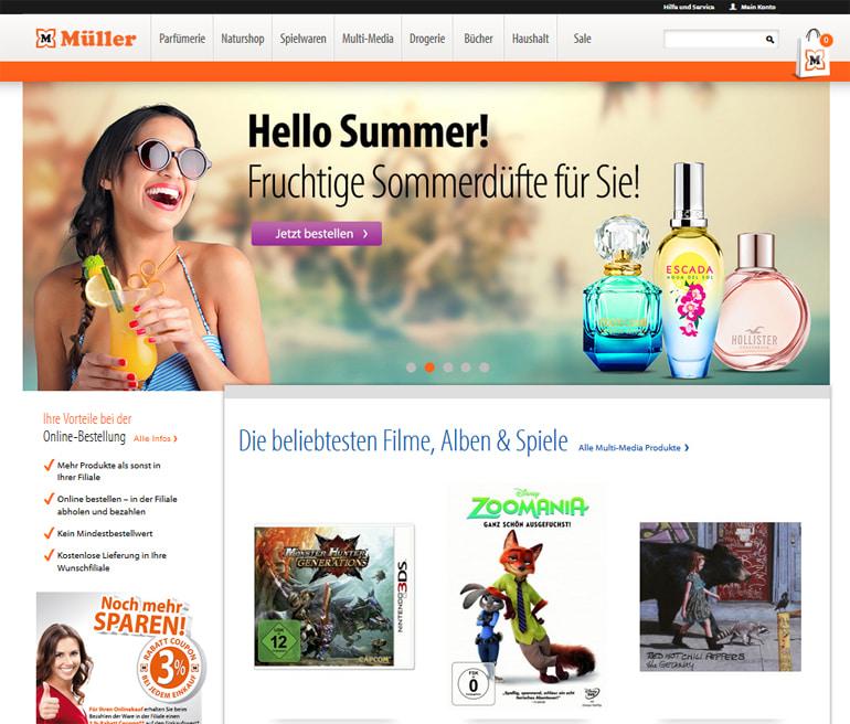 müller online shop gutschein