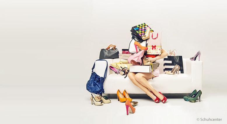 online store 7e172 b886a Schuhcenter Gutscheine: 5€ + 50% einlösbar im Okt. 2019