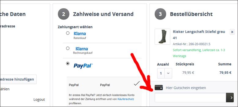 8ae7086b67 Schuhe24 Gutscheine: 12% + 10€ einlösbar im Juli 2019