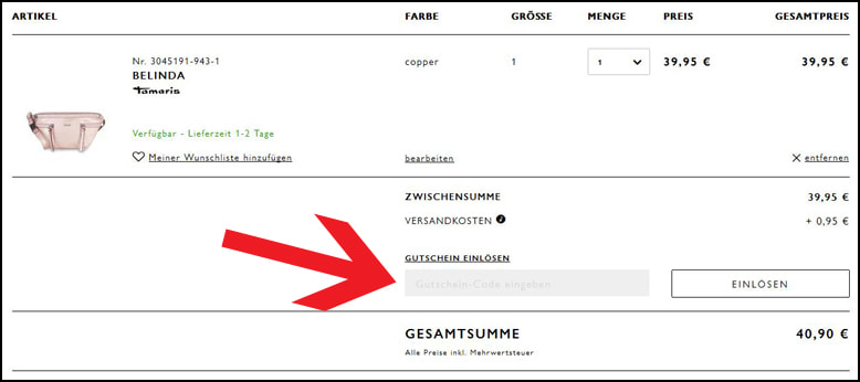 Tamaris Gutschein: 45% Rabatt einlösbar im Mai 2020 | COUPONS.DE
