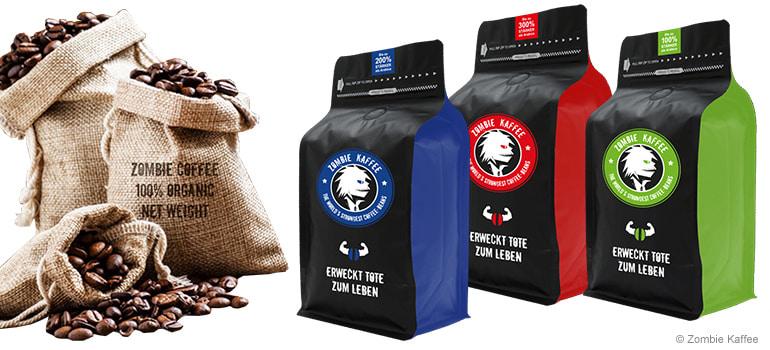 034143c820 Zombie Kaffee Gutscheine: 10% Rabatt einlösbar im Juli 2019