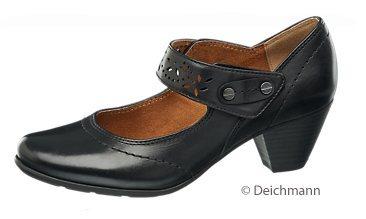 Trekking Schuh, Weite G von Medicus in grau DEICHMANN