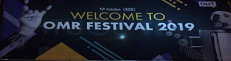 Über unsere Erlebnisse beim OMR Festival