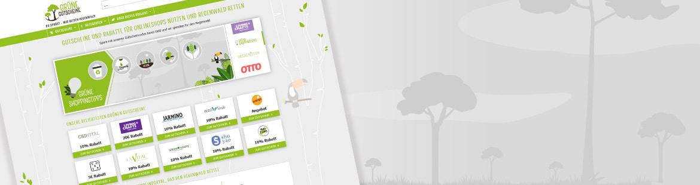 Neues Portal Grüne Gutscheine spendet an Regenwaldschutzprojekte