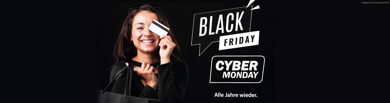 Hat die Corona-Pandemie Auswirkungen auf das Shopping an Black Friday & Cyber Monday?