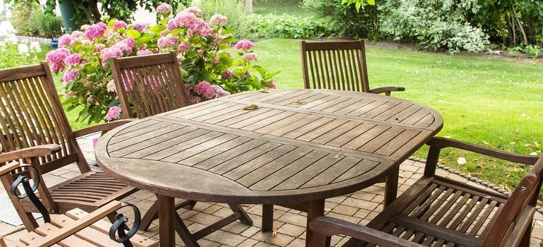 Tipps Zum Gartenmöbel Kaufen Materialien Pflege