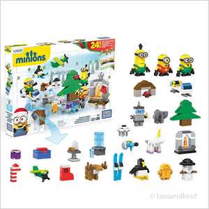 Minion Adventskalender
