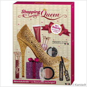Shopping Queen Kalender