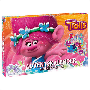 Trolls Adventskalender